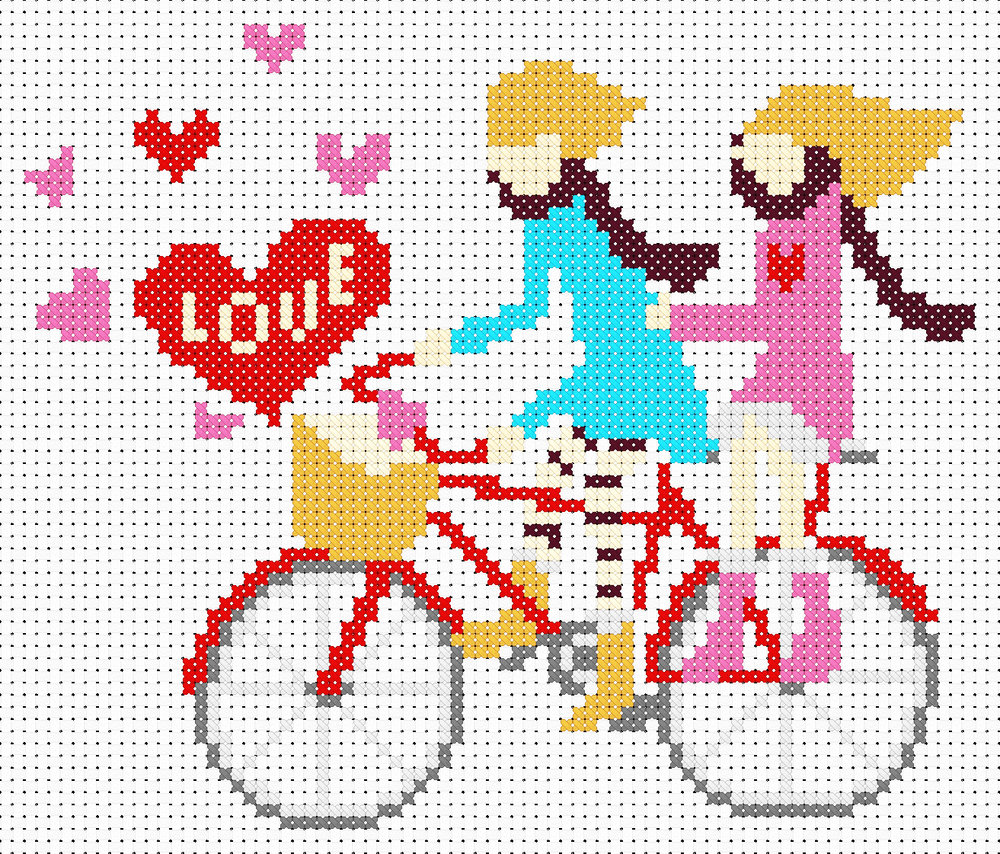 FREE DOWNLOAD: CROSS STITCH FREE PATTERNS TO