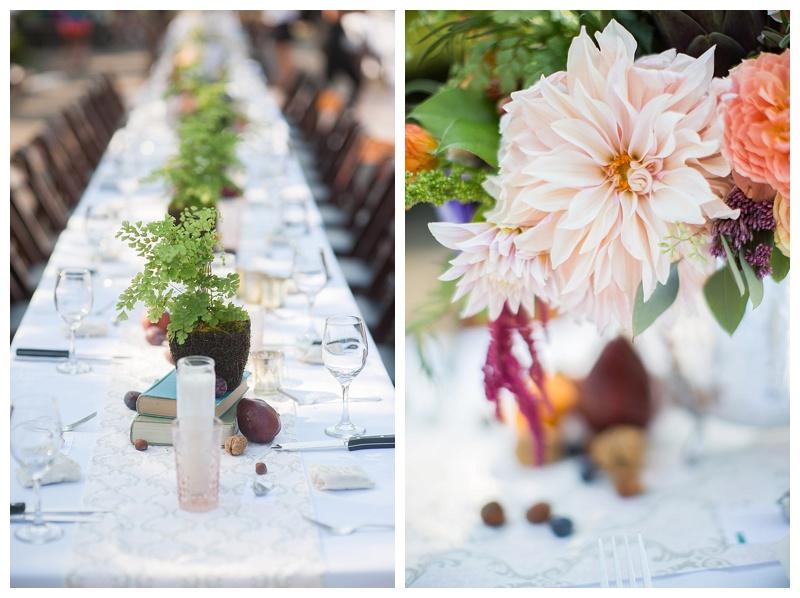 flower arrangements portland oregon wedding