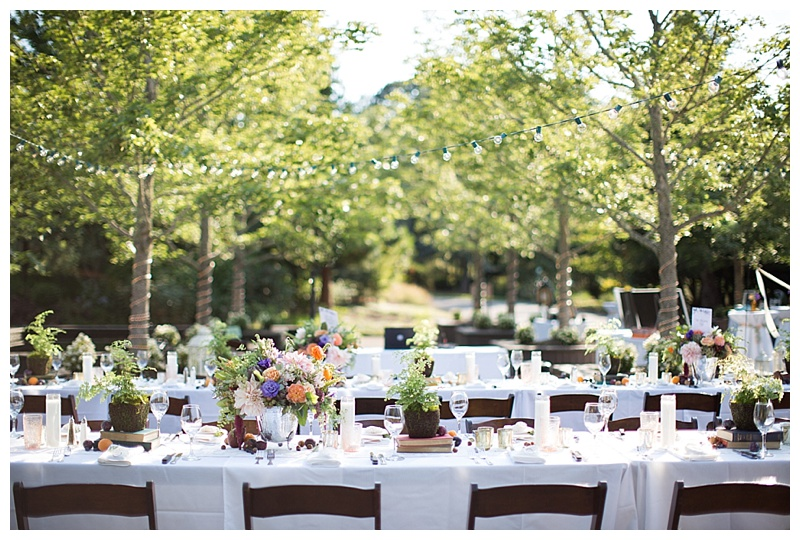 portland wedding reception inspiration