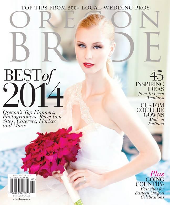 Oregon Bride Fall/Winter '14