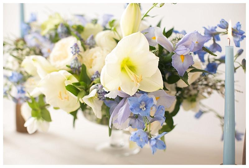 Wedding Florist Portland Delphinium Gladiolas