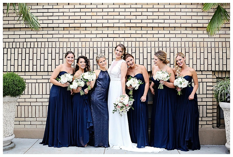 Wedding Florist Portland Bridal Party Flowers