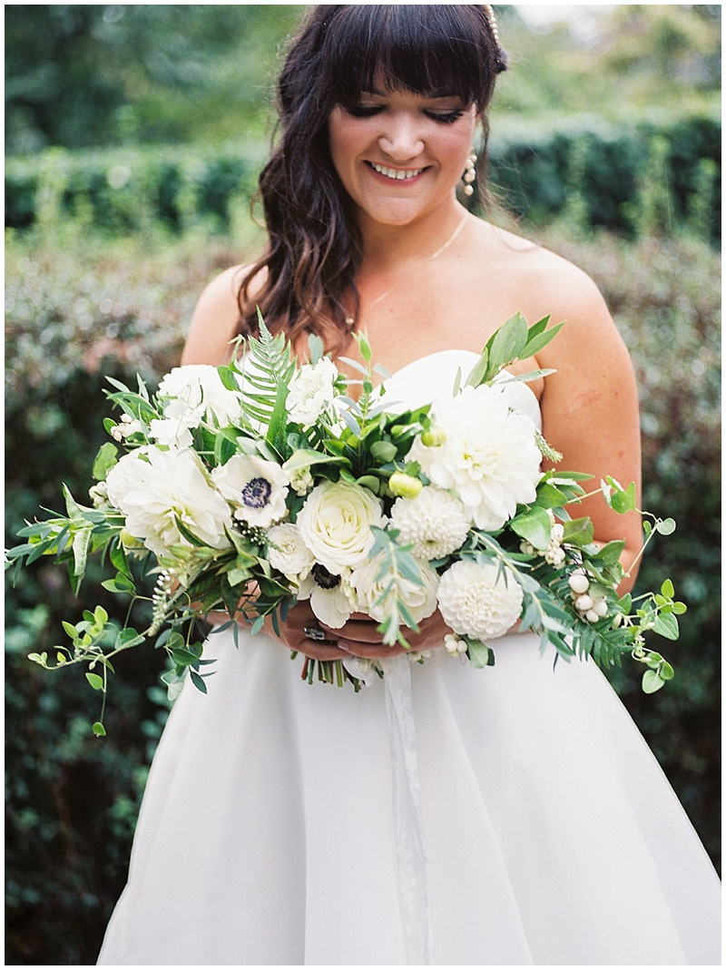 Portland Wedding Flowers bouquet