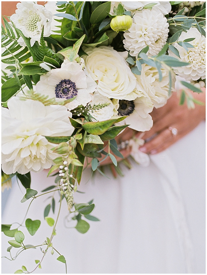 Portland Wedding Florist Bouquet