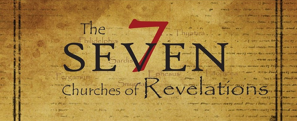 The 7 Churches of Revelations