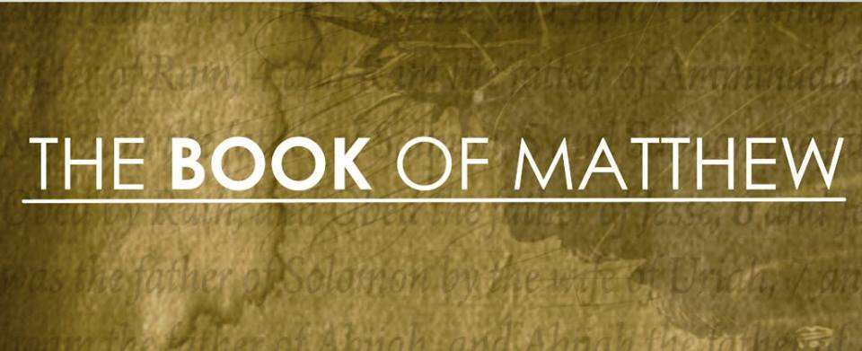 The Book of Matthew II