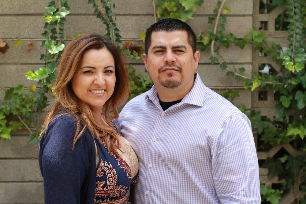 Romeo & Erin Acevedo