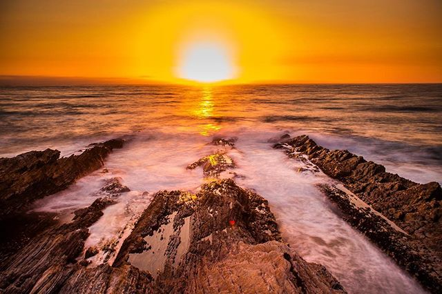 #montanadeoro #sunset