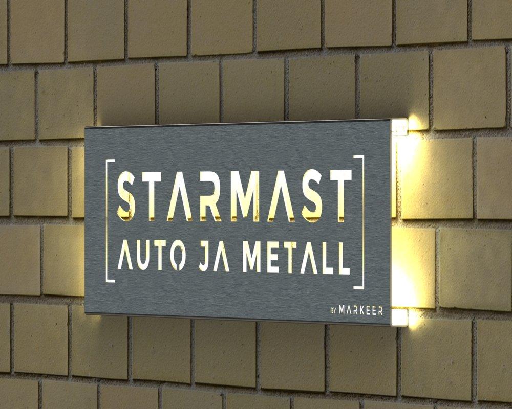 STARMAST / AUTO JA METALL