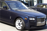 rolls royce car front