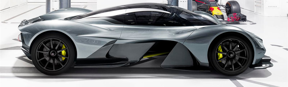 Technical Partner on Aston Martin hypercar