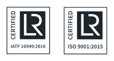 IATF16949:2016 and ISO9001:2015 Logos.png