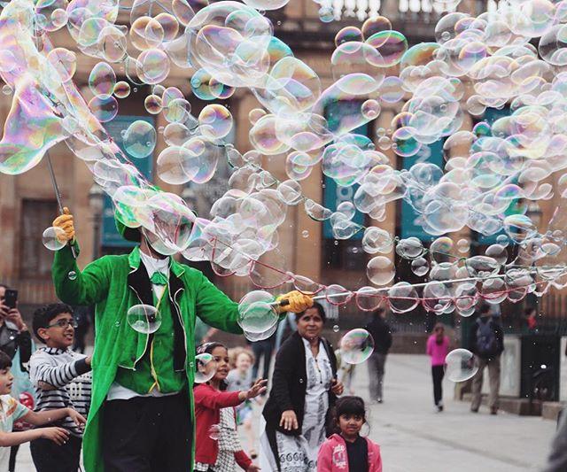 Throwback to Scotland #bubbles #edinburghfringe