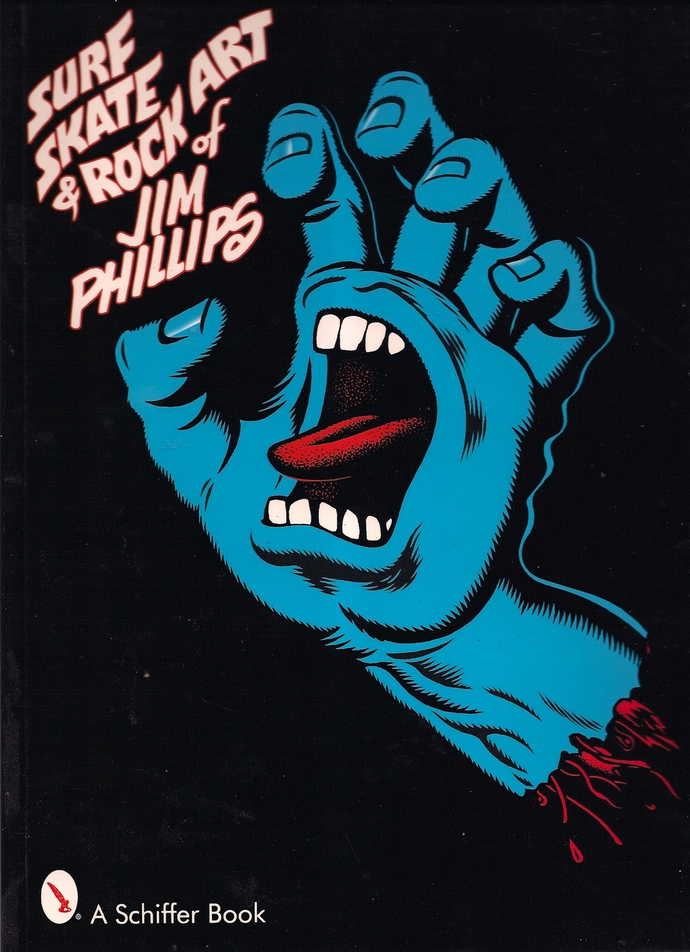 The Surf, Skate and Rock and Roll Art of Jim Phillips (2004)