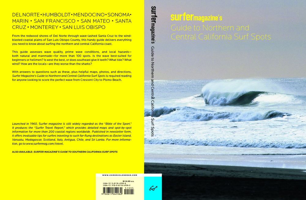 Surfer Magazine Guide to Northern and Central California (2005)