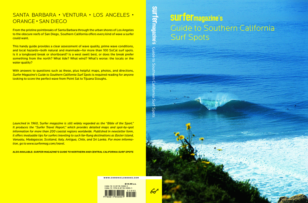The Surfer Magazine Guide to Southern California (2006)