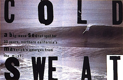 Cold Sweat (Surfer Magazine, 1992)