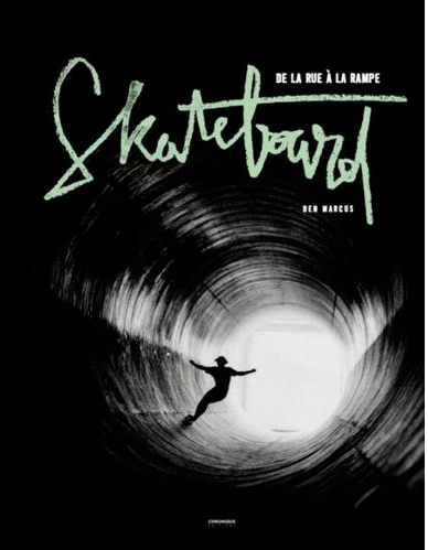 The French version of  The Skateboard .  Tres cool  cover. Wish they had redesigned the whole thing. Wish it had won the 3000 Euros.