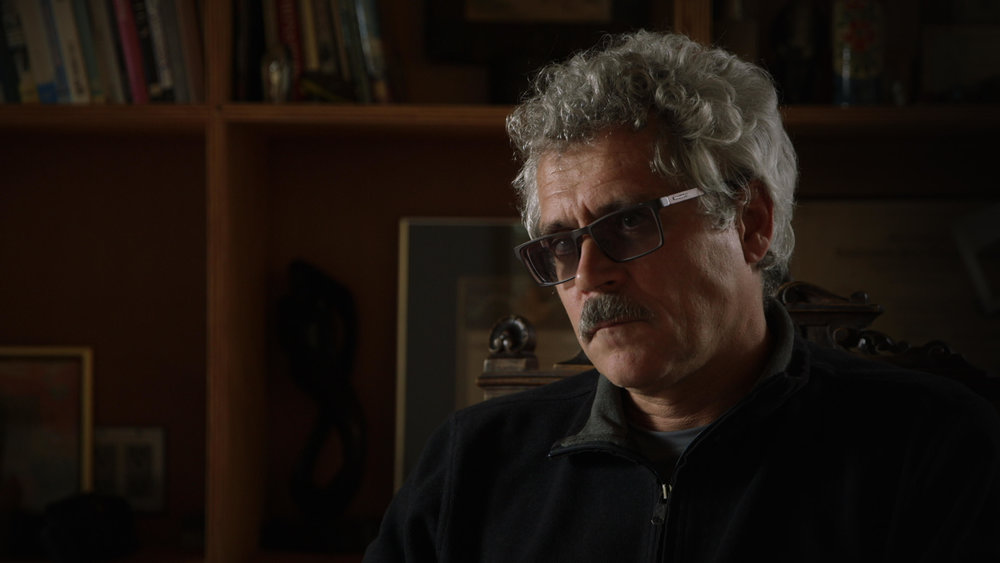 Grigory Rodchenkov is now a wanted man in Russia - and is in hiding somewhere in the United States - or somewhere. Bryan Fogel has not communicated with Rodchenkov in more than a year. Photo courtesy Bryan Fogel.