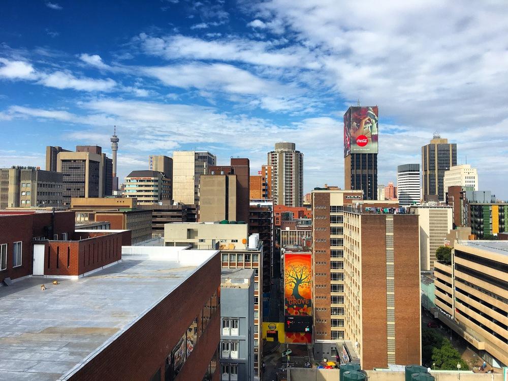 Braamfontein, Johannesburg