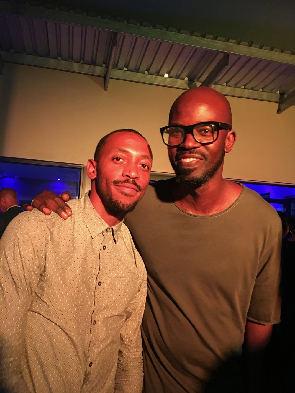 South Africa's top DJ, Black Coffee