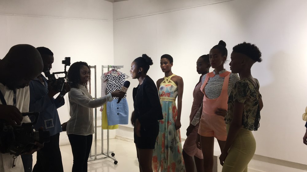 Fashion Without Borders Exhibition at Botswana National Museum