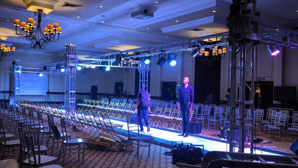 Fashion Without Borders main show at AVANI Resort & Casino