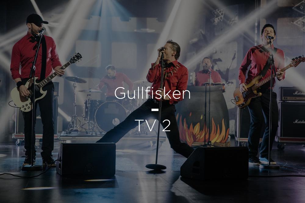 Gullfisken – TV 2
