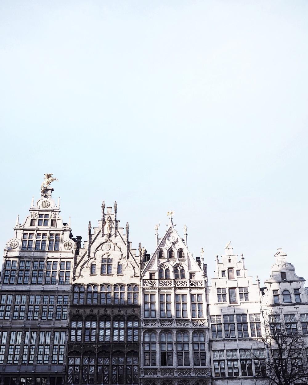 Grote Markt for Visit Antwerp