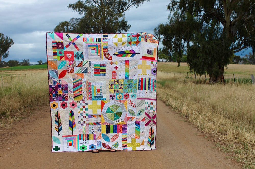 Orphanage Quilt