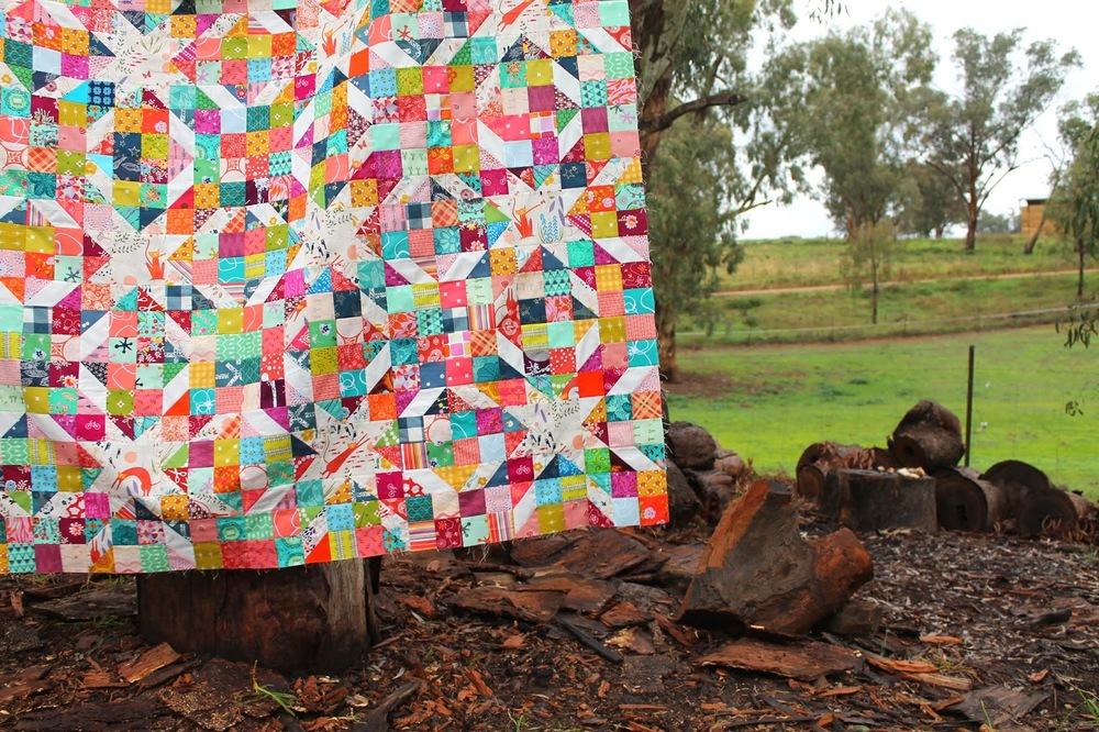 Star Crossed Quilt