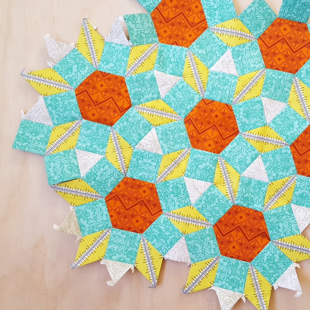 Fire Cracker Quilt