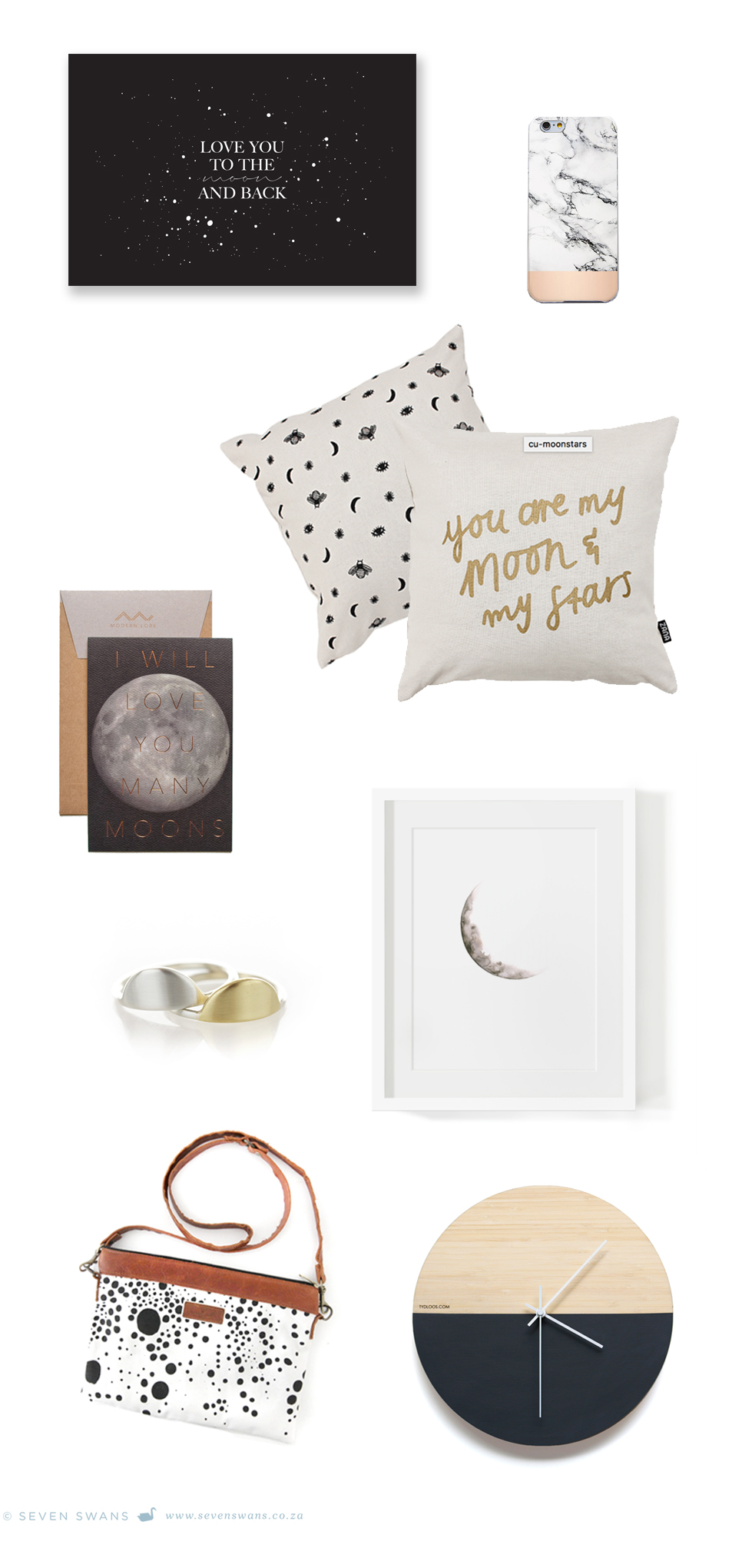 Seven Swans_gift guide for the starry eyed