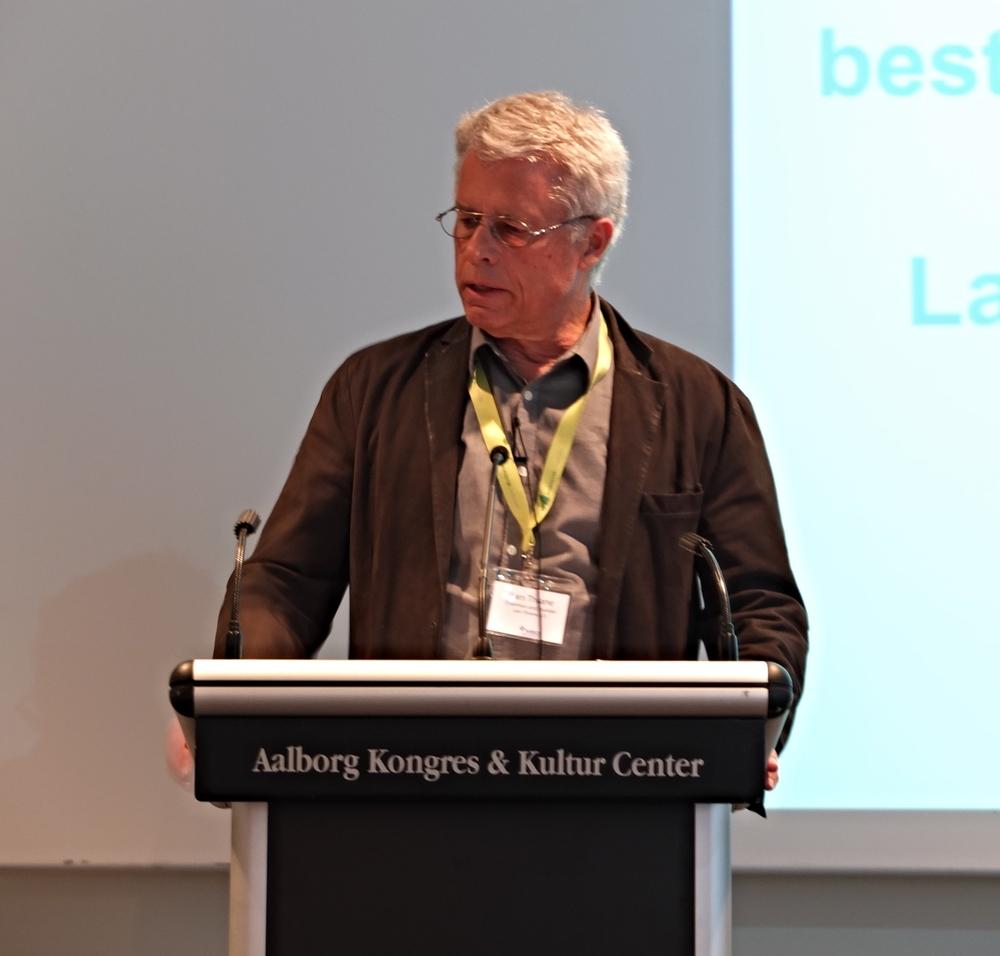 Lars Thrane, Chariman & Founder, Lars Thrane A/S