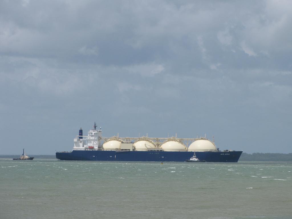 Tysk-norsk LNG matchmaking