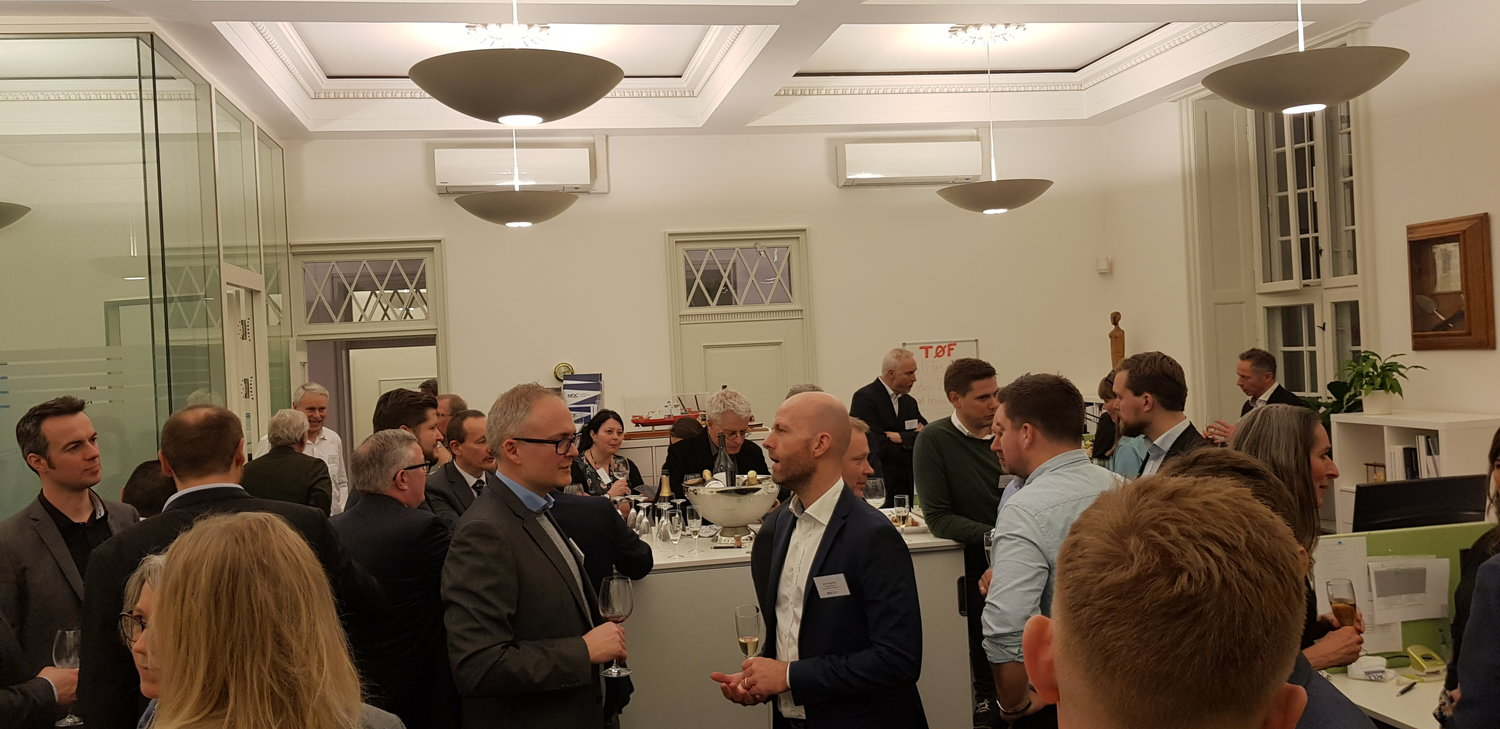 matchmaking event cybersikkerhed