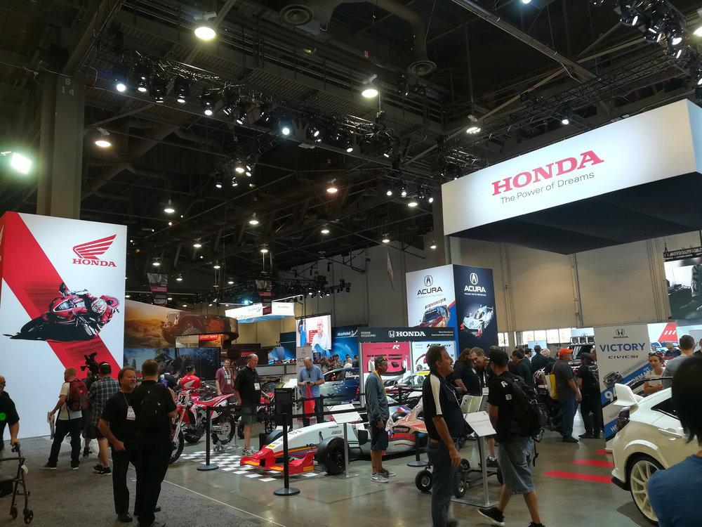Corner View, Honda+Acura & GPJ, 2017