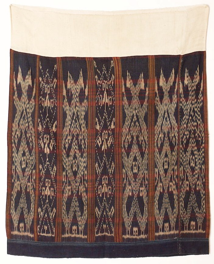 Tai cotton tube skirt, northern Laos, circa 1900.