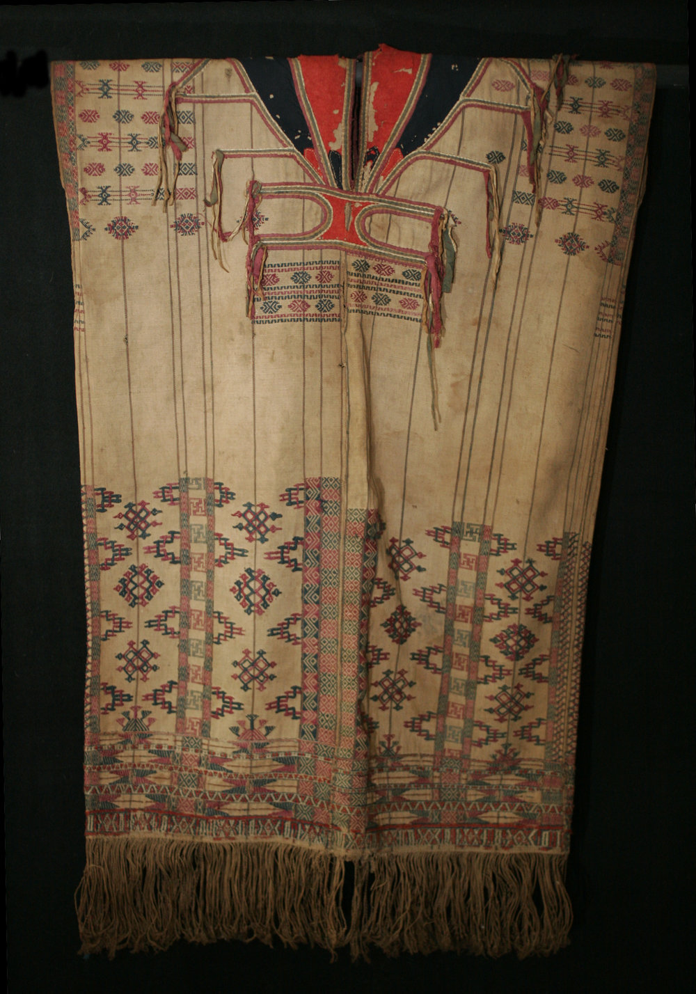 Tunic (kushan), Bhutan, 19th century.