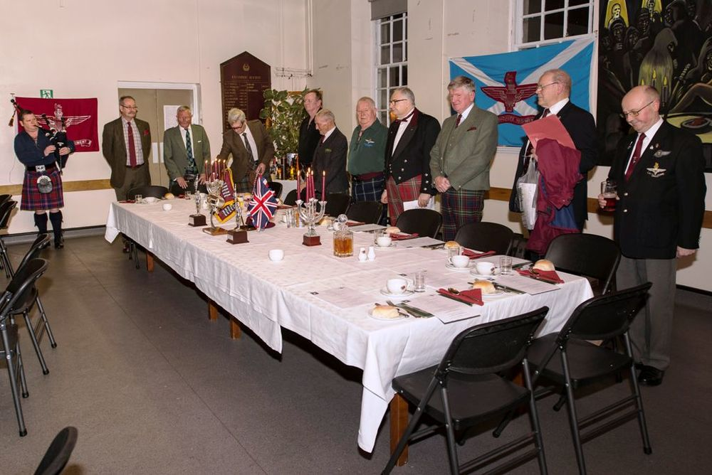 ABA Aberdeen Burns Supper (29th January)