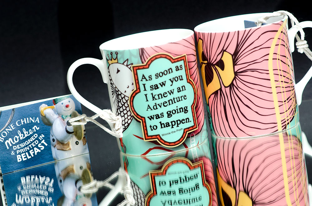 Gift Mugs Single on line
