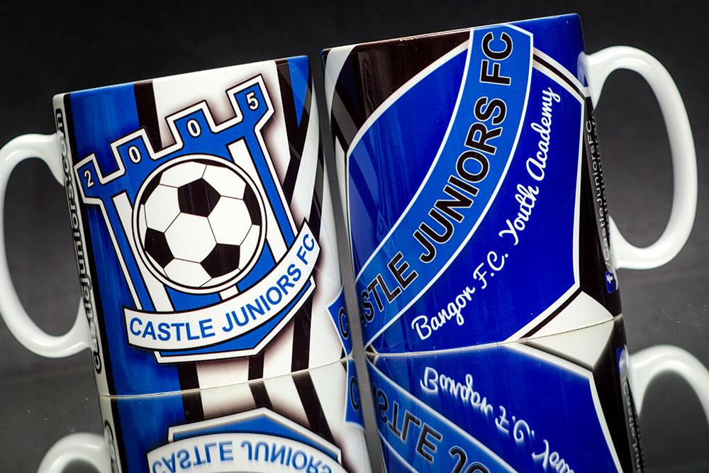 Mugs for Football Teams