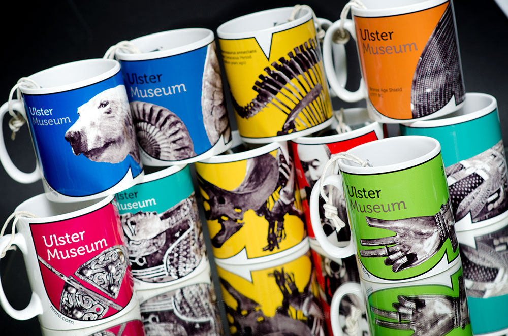 Mugs for Museums & Gift Shops