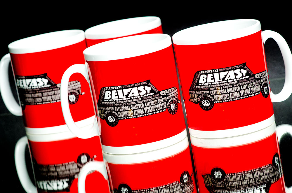 Mugs With Your Designs for Wholesale