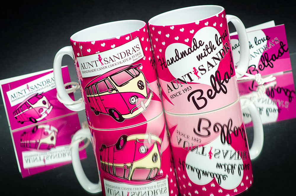 Branded Mugs to Sell
