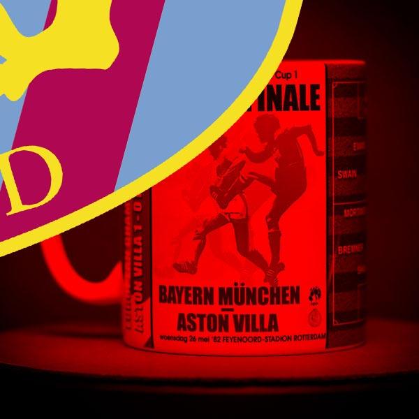 ASTON VILLA FC Mugs