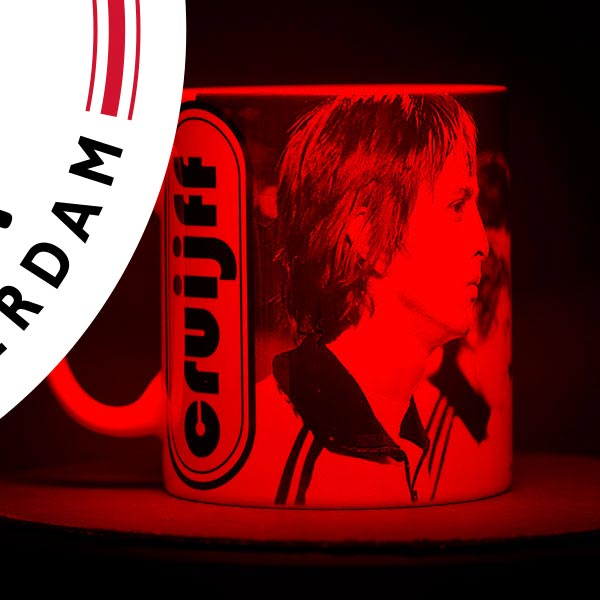 AJAX Football Mugs