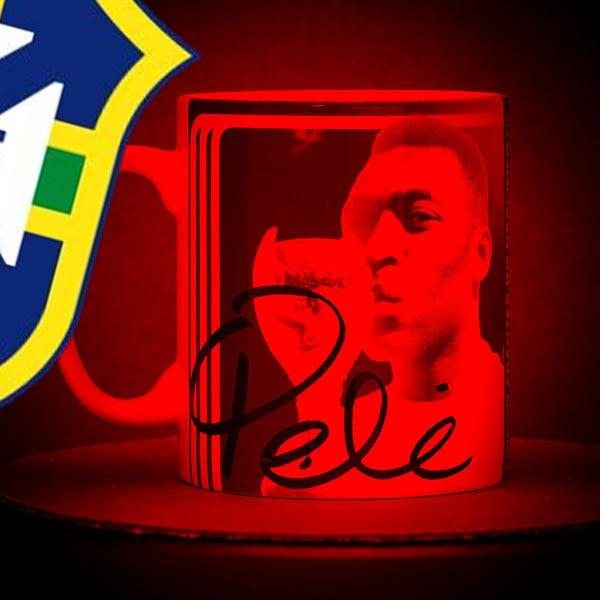 BRAZIL Football Mugs