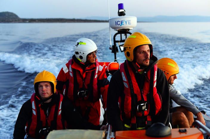 £ 500,00 - keeps our crew safe with essential repair and replacement of Personal Protective Equipment (PPE)