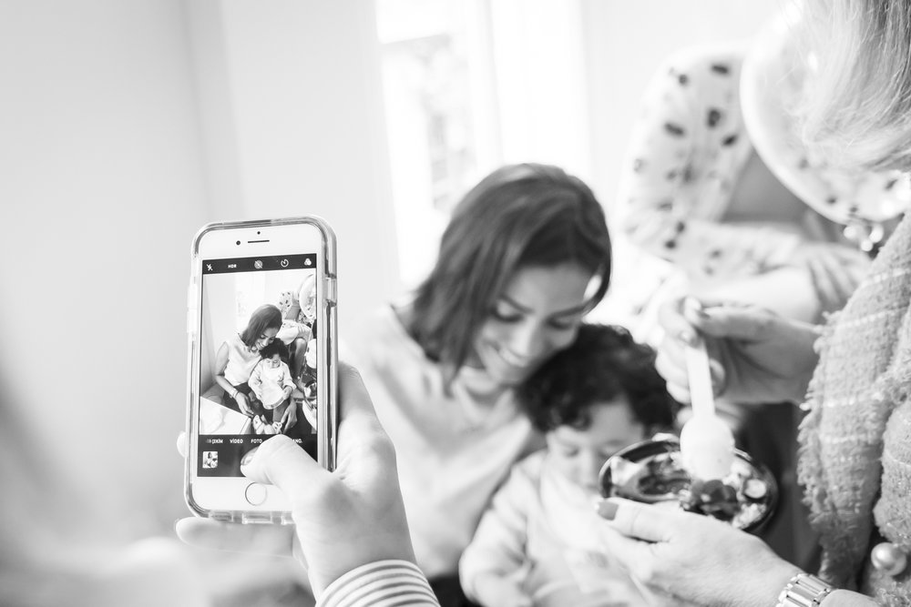 Kid photo session
